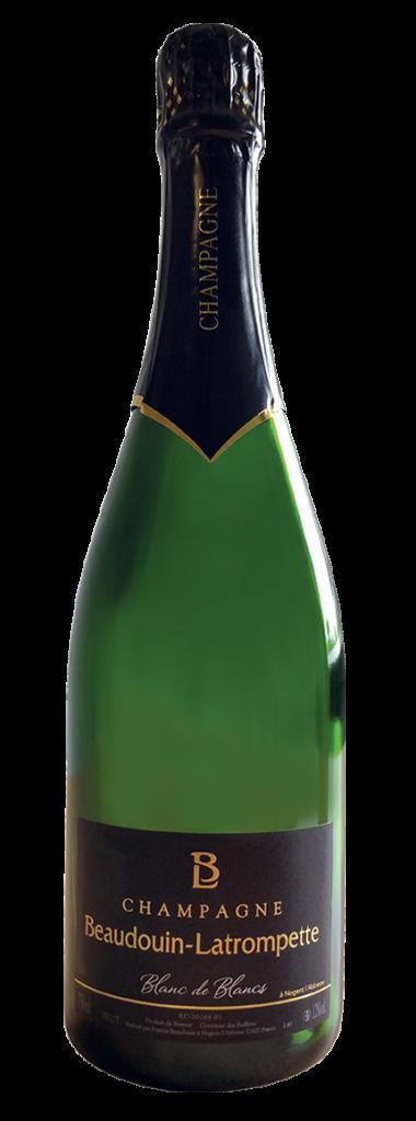 Champagne Beaudouin-Latrompette - Blanc de Blancs Brut