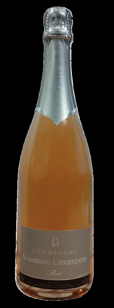 Champagne Beaudouin-Latrompette - Rosé