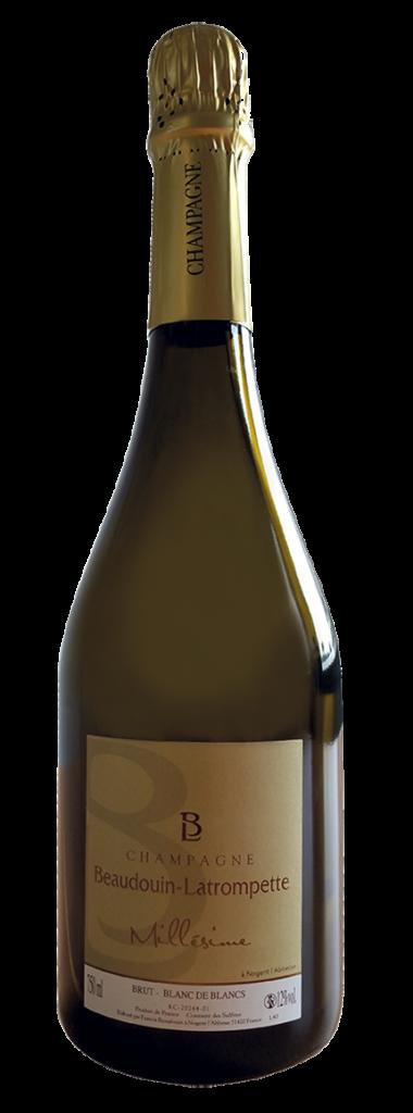 Champagne Beaudouin-Latrompette - Millésime